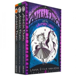 Amelia Fang: 3 Book Collection